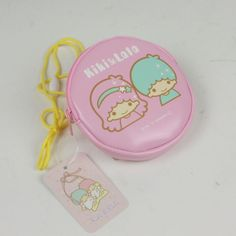 【2011】Coin Purse (¥739, 10x10x1cm)(Made in Japan) ★Little Twin Stars★