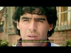 Maradona'86 de 30 for 30 de ESPN | #futbol #Argenina #Maradona #WorldCup #Soccer