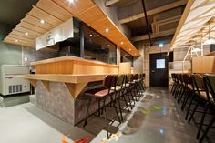 Chung chun Izakaya restaurant by Friend's Design, Seoul   South Korea restaurant