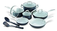 GreenLife Healthy Ceramic Non-Stick Hard Anodized 12pc Classic Cookware Set GreenPan http://www.amazon.com/dp/B00VI0Y79Q/ref=cm_sw_r_pi_dp_C6Pqvb01CWEAF