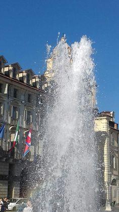 Fontane di piazza Castello