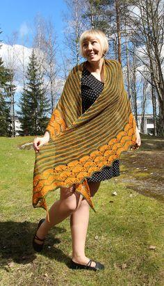 Ravelry: Ruusupuu pattern by Heidi Alander