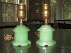 lamps.  love.