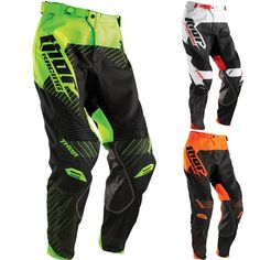Thor MX Core Hux Mens Off Road Dirt Bike Racing Motocross Pants