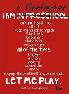 All about teaching preschool! Great ideas for preschool activities, standards-based curriculum, preschool assessments, and documentation. Preschool Quotes, Teaching Quotes, Preschool Classroom, Preschool Activities, Preschooler Crafts, Montessori Quotes, Preschool Family, Preschool Plans, Montessori Preschool
