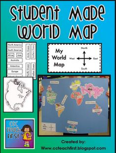 Lots of good ideas for teaching map skills! For sure using this in my social studies unit this semester!!