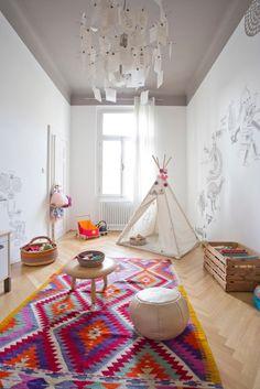 NILA Blog - Návštěva u malé indiánky