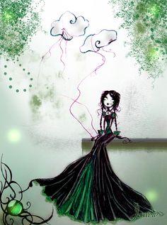Green by MissJamieBrown.deviantart.com on @deviantART