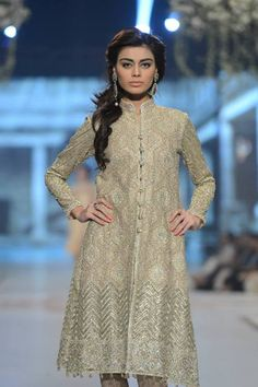 c8987958d8 Love the regality and sequin kaam on this Faraz Manan creation.