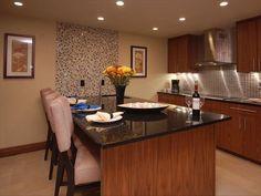 Beautiful Newly Renovated Kitchen, Bosch Appliances, Absolute Black Granite