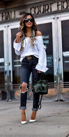 40 Trendy Summer Outfits For You To Be So Full Of Fashion
