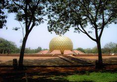 Auroville, Pondicherry, India