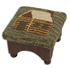 Would be great for putting your feet up next to the fire