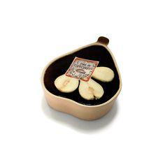 Paté de pera en tarrina cerámica. Producto al corte. #NavidadGourmet