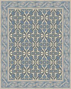 Art Nouveau style tiles