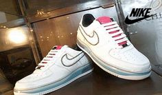 Top 10 most expensive shoes: nike sneakers Most Expensive Men's Shoes, Nike Air Force, Stuart Weitzman, Pastry Shoes, Nike Shoes, Shoes Sneakers, Studded Sneakers, Recycled Dress, Slippers