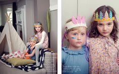 La Petite Magazine Little Pioneer Shoot