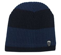 Men Accessories - Romano Mens Trendy Blue Warm Winter Skull Hat Cap * Details can be found by clicking on the image.