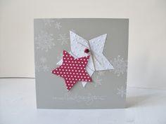 Before Christmas . Before Christmas … Handprint Christmas Tree, Christmas Card Crafts, Christmas Tree Cards, Christmas Hanukkah, Printable Christmas Cards, Stampin Up Christmas, Xmas Cards, Diy Cards, Handmade Christmas