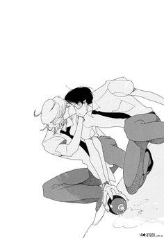 Doukyuusei (NAKAMURA Asumiko) doukyuusei (nakamura asumiko) (complete) page 35 at www. Manga Art, Manga Anime, Anime Art, Fanarts Anime, Anime Characters, Manhwa, Nakamura Asumiko, Animes On, Film D'animation