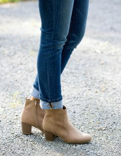 Ankle boots from payless