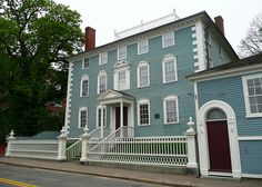 Portsmouth, NH Moffatt-Ladd House