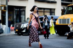 The Best Street Style from New York Fashion Week Street Style Spring 2018 Day 5NYFW SS18