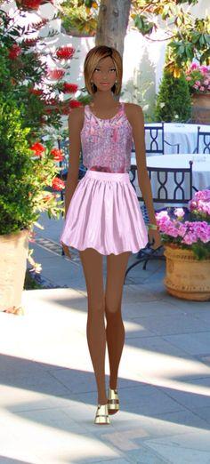Partyskirt event
