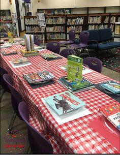 5 Tips for a Fun Book Tasting - The Trapped Librarian