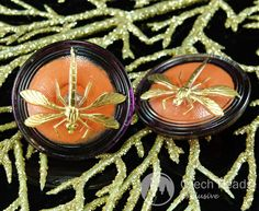 ✔ What's Hot Today: Handmade Czech Glass Buttons Large Gold Dragonfly Crystal Orange Purple Size 14, 31.5mm 1pc https://czechbeadsexclusive.com/product/handmade-czech-glass-buttons-large-gold-dragonfly-crystal-orange-purple-size-14-31-5mm-1pc/?utm_source=PN&utm_medium=czechbeads&utm_campaign=SNAP #CzechBeadsExclusive #315Mm_Glass_Button, #31Mm_Glass_Button, #31Mm_Glass_Buttons, #Button_315Mm, #Button_31Mm, #Czech_Button, #Czech_Button_14, #Czech_Dragonfly_Button, #Czech_Gla