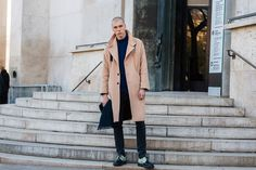 On The Street: PFW: Men's F/W 17 – Of The Minute