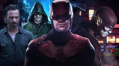 Poll Results: Marvel's Daredevil is the Best Comic Book TV Series - IGN