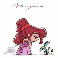 Hercules   Disney, Megara