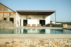 TRC House - Antiparos island , Greece / Paan Architects