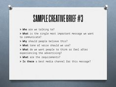 Creative Brief Prepared By Maggie Wang  Alan Arguellesthe Problem