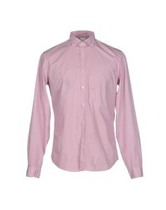 REPORTER Men's Shirt Brick red 16 ½ inches-neck