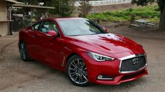 Q60 Red Sport: Coupe Japan's other luxury brand builds value-for-money s... Q60 Red Sport: Coupe Japan's other luxury brand builds value-for-money sports coupe.  the Q60 Red Sport. This is a visually arresting vehicle with a serious amount of go and a chassis that doesn't mind corner-carving. At $88,900 the Q60 is priced to directly compete with its logical rival...  #Q60RedSport #CoupeQ60 #Abantech #Q60 #Infiniti #games #NAIAS #ServAdv #Automotive #Q32 #DetroitAutoShow #technology #Q50…