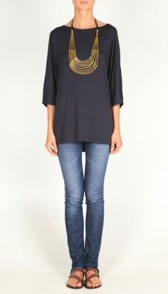 Tunics and Skinny Jeans. Still a fan $192