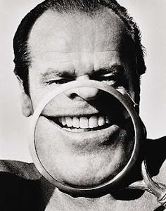 Jack Nicholson by Herb Ritts