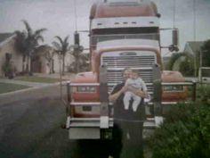 women truck driver South Africa