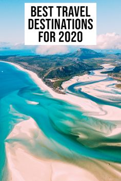 BEST Bucket List Travel Destinations for 2020 : These are the hottest destinations for travel in 2020 Looking for where to travel in This comprehensive guide has the best destinations around the world to consider for your travels! Top Travel Destinations, Best Places To Travel, Travel List, Amazing Destinations, Solo Travel, Cool Places To Visit, Travel Tote, Time Travel, Travel Shoes