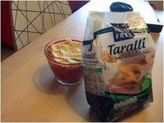 Receitas Gluten-Free : Lanche original - Hummus e tarali