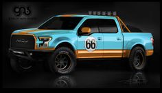 Ford's 2015 SEMA F-150 Concepts – News – Car and Driver | Car and Driver Blog