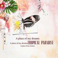 Pickleberrypop :: Bundles/Collections :: Tropical ~ Mini Collection plus FREE GIFT by Tiramisu design