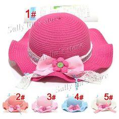children Straw Hats - Google 검색