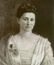 Mary Desha - co-founder of the Daughters of the American Revolution.  Born in Lexington, KY and buried there.