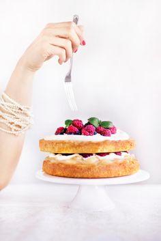 Victoria sponge -kakku