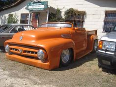 1953 Ford Pickup Roadster  This is cool