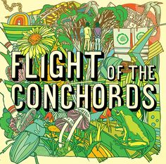 Flight of the Conchords - Album by Maddisan