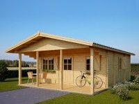 L abri grill hexagonal avec une extension de for Extension maison 9m2
